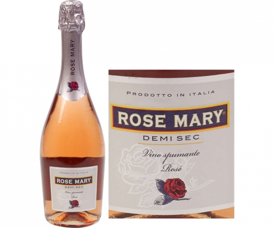 Rose Mary Vino Spumante