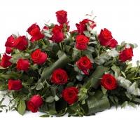Aranjament Funerar Trandafiri 3