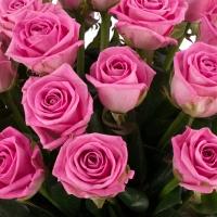 Buchet de 29 Trandafiri roz 4