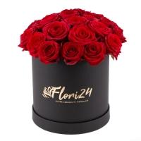 Cutie cu trandafiri roșii 2