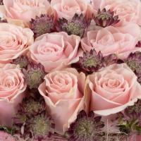 Aranjament din trandafiri  3