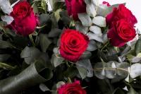 Aranjament Funerar Trandafiri 4