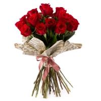 Buchet de 19 Trandafiri roșii 2