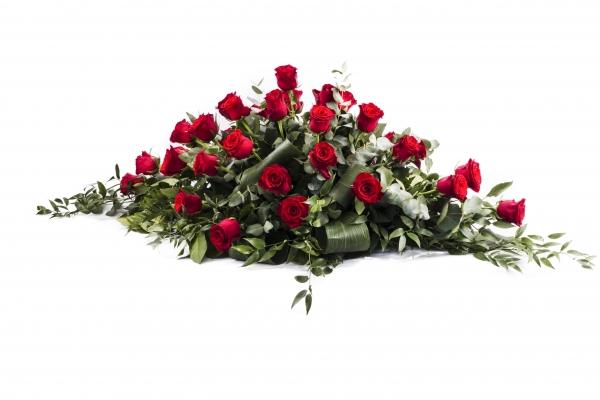 Aranjament Funerar Trandafiri
