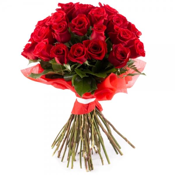 Buchet de 35 Trandafiri roșii