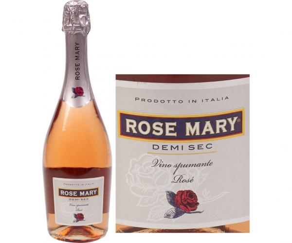 Rose Mary Vino Spumante