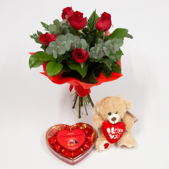 Pachet Special Valentine`s Day 5